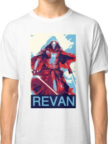 REVAN Obama Style Classic T-Shirt