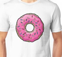 Simpsons Donut Unisex T-Shirt