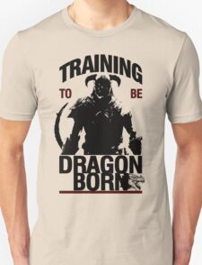 Training to be Dragonborn T-Shirt