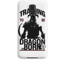 Training to be Dragonborn Samsung Galaxy Case/Skin
