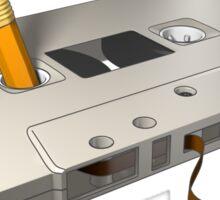 audio cassette /Marek/ Sticker
