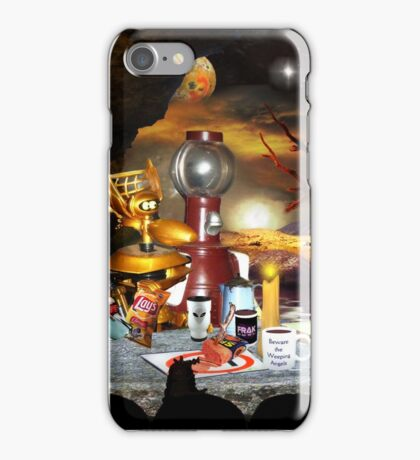 ~ So... daleks are the good guys? ~ iPhone Case/Skin