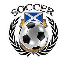Scotland Soccer 2016 Fan Gear Photographic Print