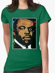 Marcus Garvey-2 Womens Fitted T-Shirt