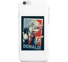 Donald Trump - Donald duck iPhone Case/Skin