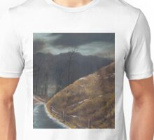A Road through the Woods Unisex T-Shirt