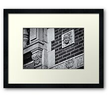 Ornate Accent Series Framed Print