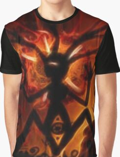 Shaman Ritual Graphic T-Shirt