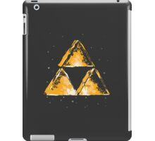 Triforce in Space  iPad Case/Skin