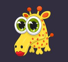 Cartoon giraffe Unisex T-Shirt