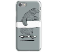 Going Surfing iPhone Case/Skin