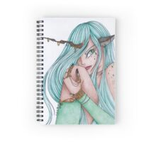 Dark Queen Spiral Notebook