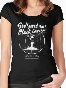 Godspeed You! Black Emperor Women's Fitted Scoop T-Shirt
