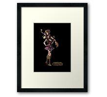 Caitlyn League of Legends Framed Print
