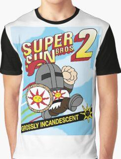 Super Sun Bro's 2 Graphic T-Shirt
