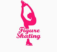 Figure skating Womens Fitted T-Shirt