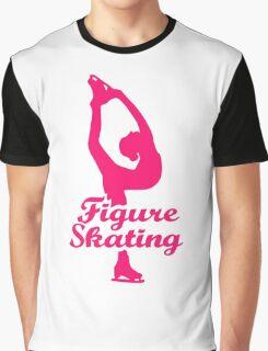 Figure skating Graphic T-Shirt