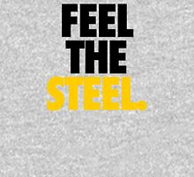 FEEL THE STEEL. - Alternate Unisex T-Shirt