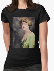 Alice Roosevelt Longworth Womens Fitted T-Shirt