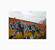 Tiger Mural, Newark Avenue, Journal Square, Jersey City, New Jersey T-Shirt