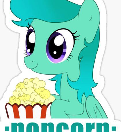 :popcorn: Sticker