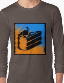 Orange and Blueberry Cake Long Sleeve T-Shirt