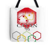 Catan Olympics Tote Bag