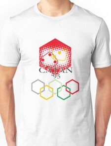 Catan Olympics Unisex T-Shirt