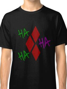 Harley and joker  Classic T-Shirt