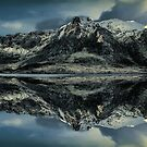 Midnight Lake by Adrian Evans