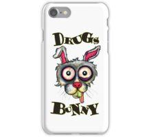 Drugs Bunny iPhone Case/Skin