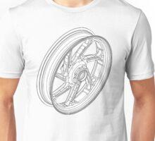 Rim Shot Unisex T-Shirt