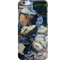Flowing to the Sea iPhone Case/Skin