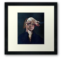 Francis Bacon 2. Framed Print