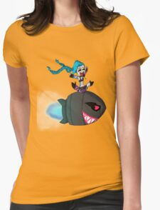 Jinx Womens Fitted T-Shirt