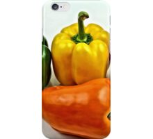 Bell Peppers 3 iPhone Case/Skin