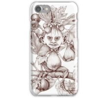 SPIRITS OF NATURE: My Figgy Friend iPhone Case/Skin