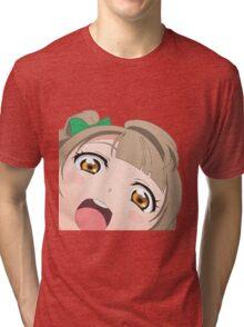 Kotori - PeekABoo! Tri-blend T-Shirt