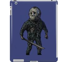His Name Was Jason... iPad Case/Skin