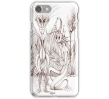 SPIRITS OF NATURE:  The Grasses iPhone Case/Skin