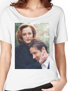 dana scully x files fox mulder Women's Relaxed Fit T-Shirt
