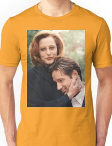 dana scully x files fox mulder Unisex T-Shirt