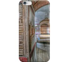 """Shadows of Fort Point San Francisco (1861)"" iPhone Case/Skin"