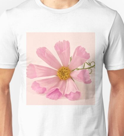 Pink Cosmo - Sea Shell Macro Unisex T-Shirt