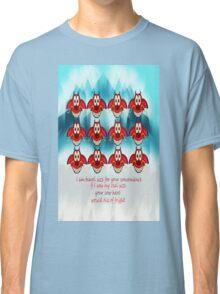 mushu emoji Classic T-Shirt