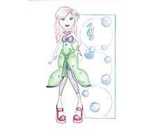 Folklore Friends {Mira Mermaid} Photographic Print
