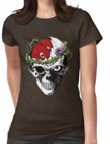 Berserk Skull Womens Fitted T-Shirt