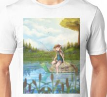 """""""What a beautiful day!"""" Unisex T-Shirt"""