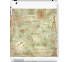 Pulse Of Spring  iPad Case/Skin