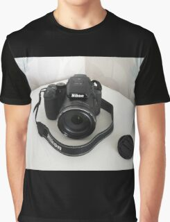 My New Camera Graphic T-Shirt